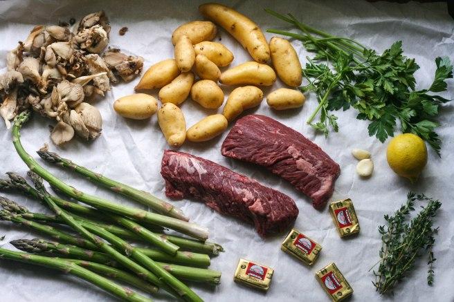 steak ingredients 1