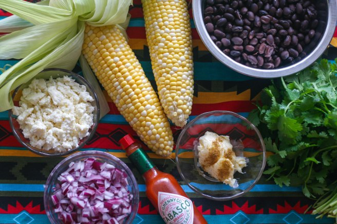 mexicali corn ingredients