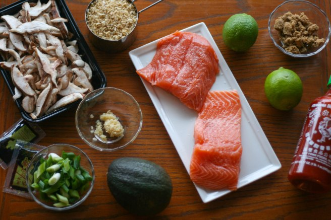 salmon ingredients 2